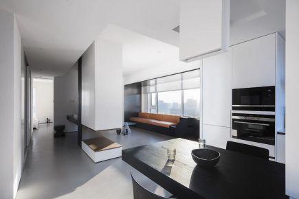 自然随性的纯色私宅,用细节为生活加分!