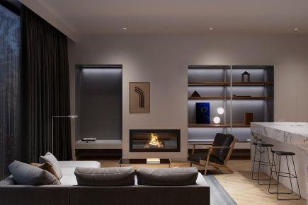 极简的空间,让品味入驻生活!