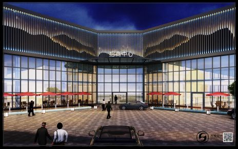 廣州遠東招商中心創意混搭風設計