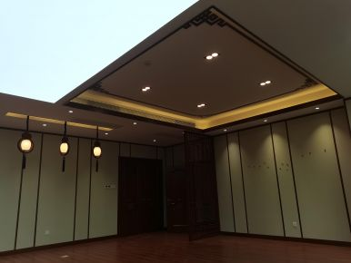 现代风格办公室装修,传统与时代的结合