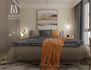 時尚現代風三居室裝修
