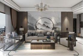 130方新中式兩居