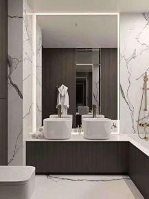 黔南現代簡約風三居室裝修,大氣有質感