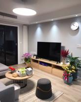 御園廣場兩居室97㎡現代簡約 智能家居