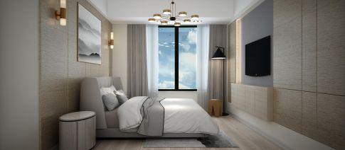 時尚簡約現代風格三居室裝修
