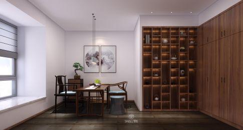 中式風格三居裝修,古色古香,一眼就愛上!