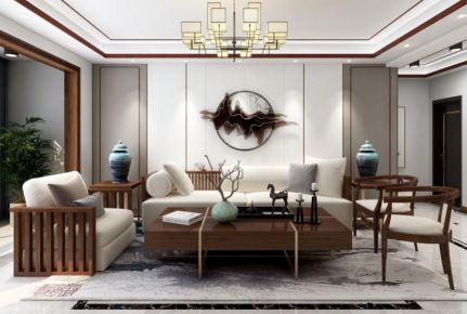 125方新中式兩居