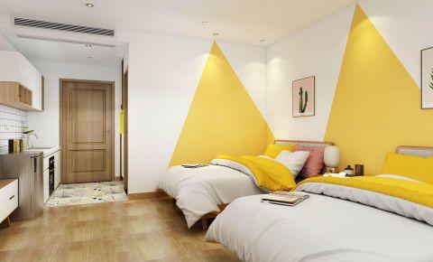 北歐風格公寓設計