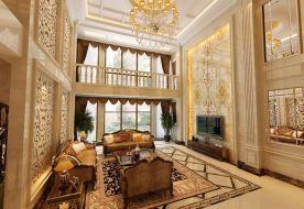 歐式風格別墅裝修,盡顯典雅與輕奢之美