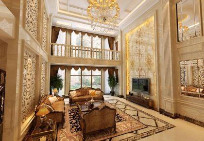 欧式风格别墅装修,尽显典雅与轻奢之美