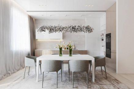 清新木质风新房,配色清浅,好喜欢这样的设计!