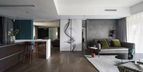 现代风格装修,低调优雅沉淀质感生活!