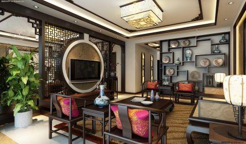 中式风格装修,静谧舒适、雅致禅意的生活