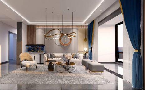 163平四居室 新中式风格