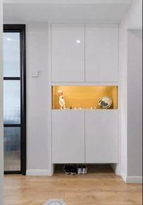 60平小户型装修设计,全屋北欧风格,简洁舒适又温馨