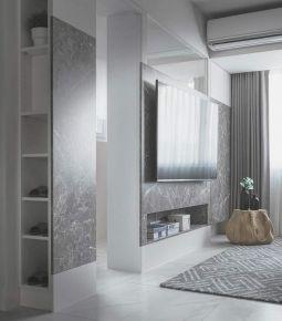 现代风格三室两厅装修效果图展示