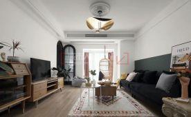 【家·设计】128平的现代北欧风三居室,轻奢范和文艺感兼具!