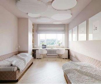 南昌现代风三室两厅装修案例