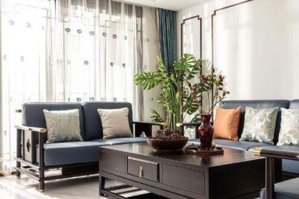 翠竹园105㎡ 新中式
