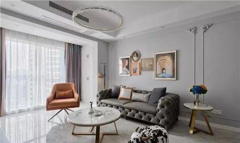 轻奢风格 | 华丽优雅的空间,享受精致生活
