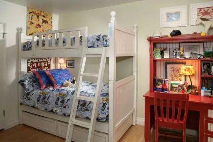 高颜值的儿童房设计,给孩子定制专属小天地