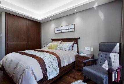 新中式风格卧室,专属于中国人的美