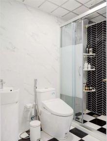 65㎡简约二居室小户型,布局规划都非常合理,不拥挤反而特宽敞