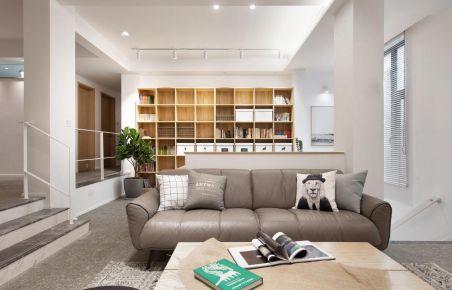 舒适的简约原木色装修,自然质朴的家居美学