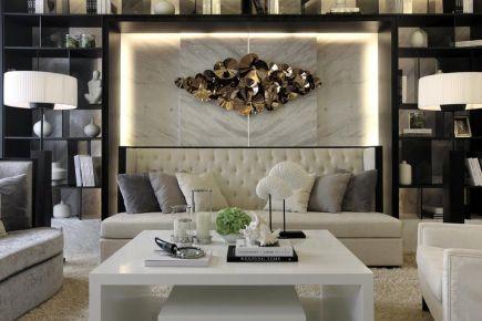 新中式复式大宅,融入古典与现代设计,端庄又华丽!