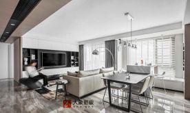 素色暖宅 120㎡三房现代