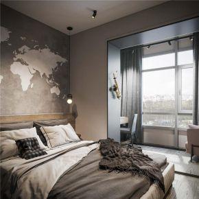 北欧风三居室,质感朴素,打造品质生活美学