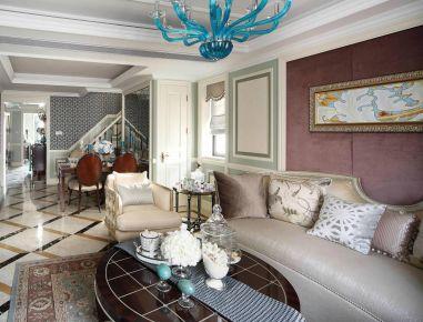 优雅浪漫的欧式风格装修,打造怦然心动的舒适生活
