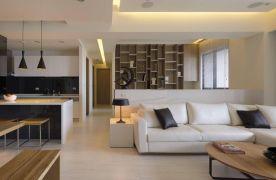 日式风三室装修,极简原木色,简洁舒适的小清新空间!