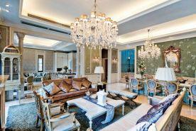 法式新古典,及奢华、浪漫、气度于一身的装修风格!