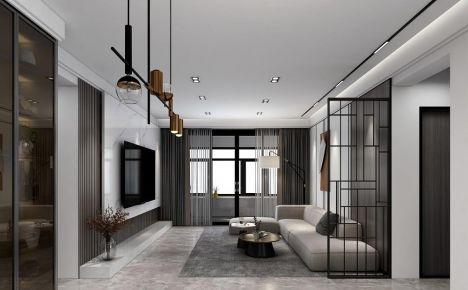 中洲天御四房两厅新房现代极简