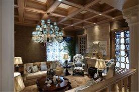 中航翡翠城别墅 美式风格  宛如艺术品