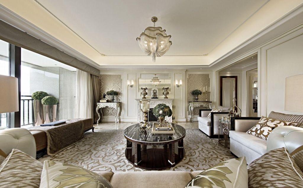 欧式风格装修设计图,精致典雅的高品质生活
