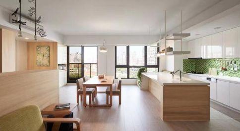 日式原木装修,在简约舒适的空间里,实现轻松惬意的居住需求