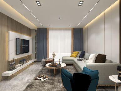 龙湖景粼天序三室两厅装修设计