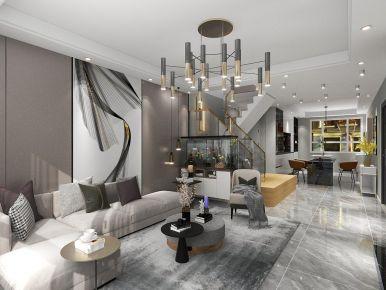 【巴黎庄园•设计案例】118㎡顶复,让空间氤氲出舒适的气息!