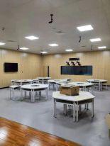 河南省焦作市职业技术学院装修教室装修项目
