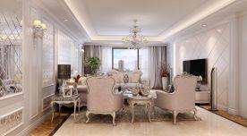 新古典风格公寓装修