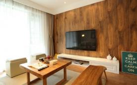 90平两居室现代简约