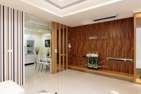 132平温馨现代三居设计