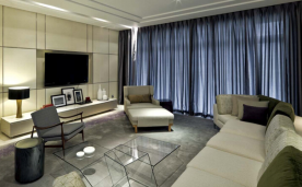 208平米别墅现代简约设计