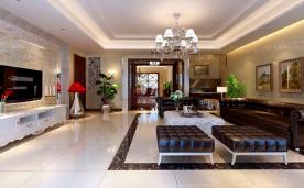 200平米别墅新古典风格