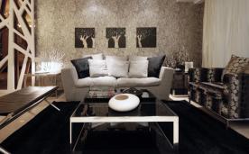 130平现代三居设计装修