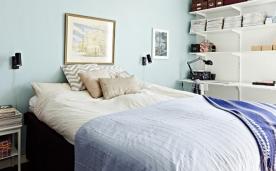 58平一室一厅现代简约设计