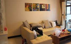 现代简约98㎡三居装修