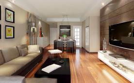 70㎡两室一厅简约设计